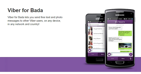 viber for bada 1