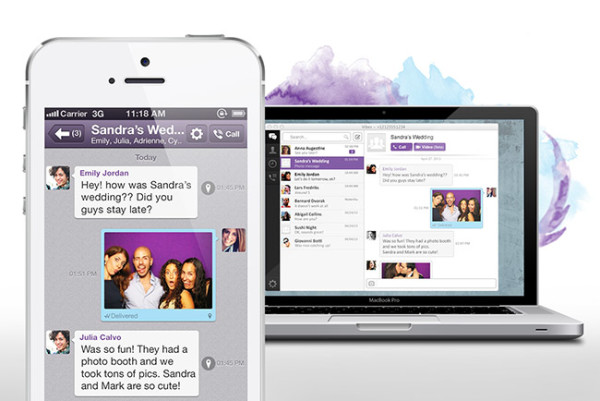 viber for iphone 2